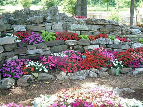 Top garden designs in the world for Free rock garden designs