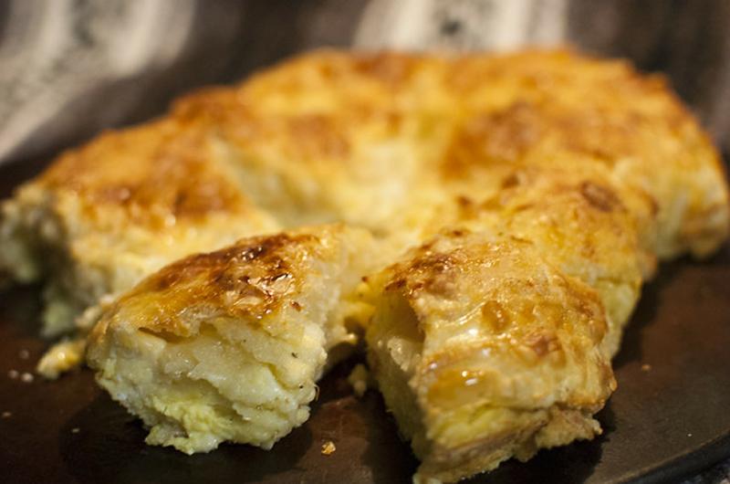 Banitsa recipe