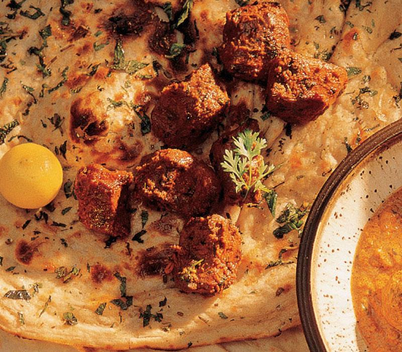 Lamb tikka kebabs recipe